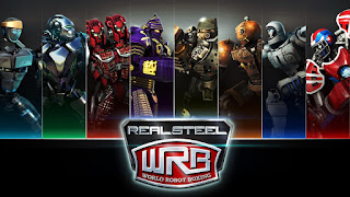 Real Steel World Robot Boxing MOD APK 31.31.843