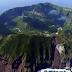 Desa Dalam Kawah Gunung Berapi, Desa Unik Tidak Biasa Untuk Tempat Tinggal