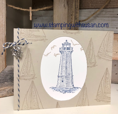 Stampin' Up!, www.stampingwithsusan.com, Come Sail Away Suite