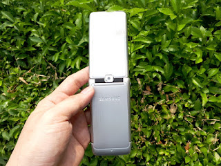 Casing Samsung S3600 Flip Plus LCD