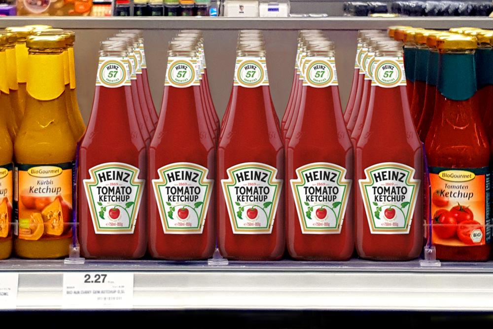 So Kommt Der Heinz In Den Ketchup