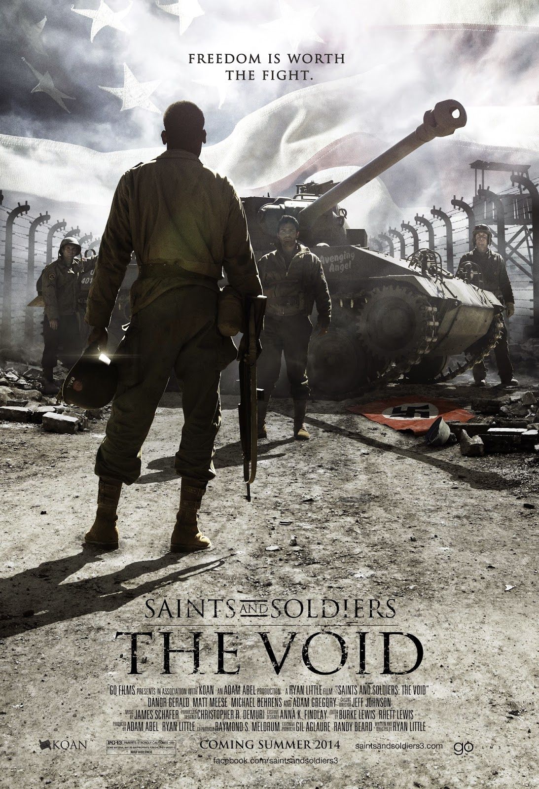 Saints And Soldiers The Void 2014 Brrip ταινιες online seires oipeirates greek subs