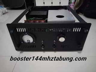 cavity filter booster 144mhz 2meter band tabung