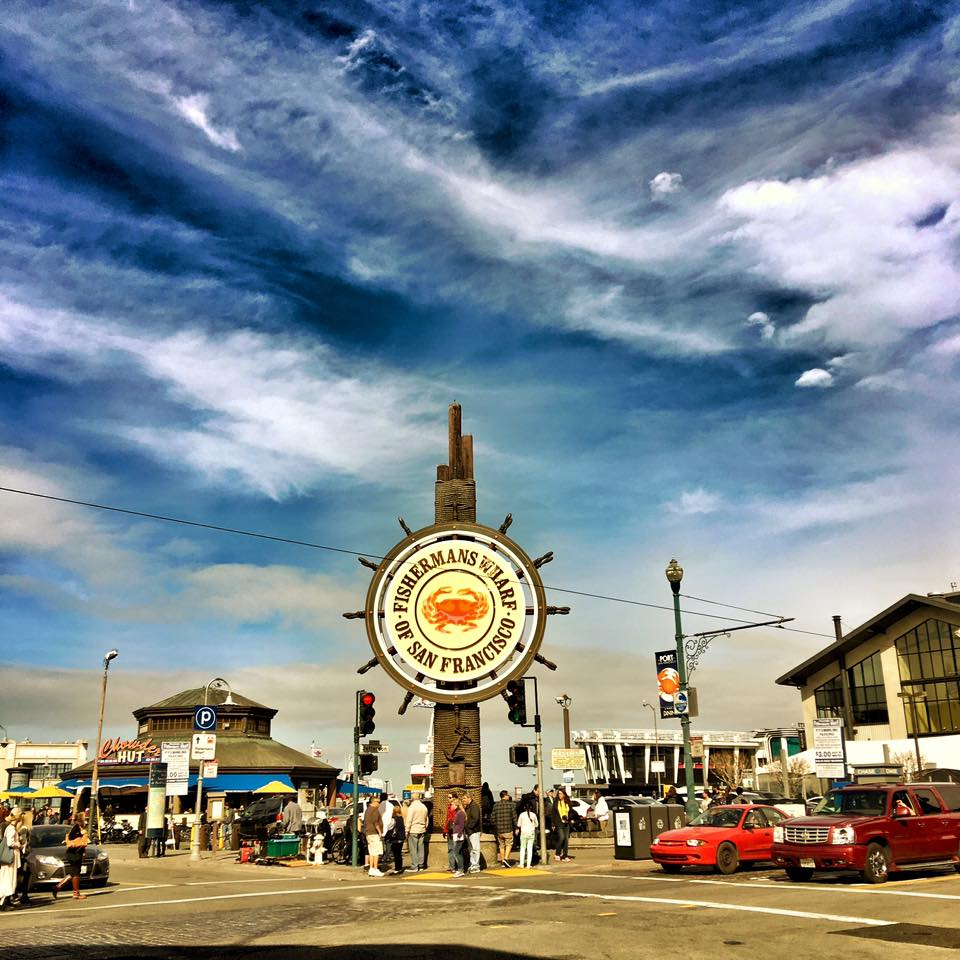 San Francisco Travel Diary- Fisherman's Wharf