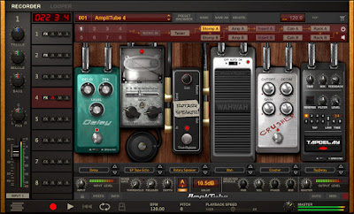 IK Multimedia - AmpliTube 4 Complete Full version