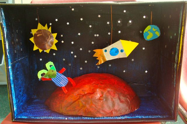planet earth diorama projects - photo #9