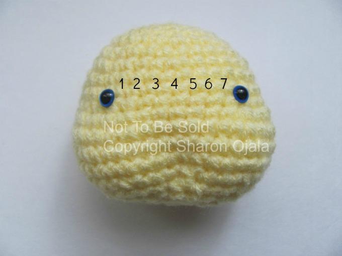 Amigurumi Duck Tutorial : Amigurumi duck free crochet pattern amigurumi to go