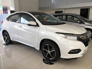 All New Honda Hrv