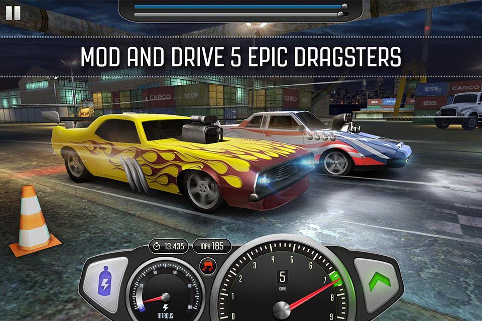 Top Speed Drag Fast Racing 3D MOD APK
