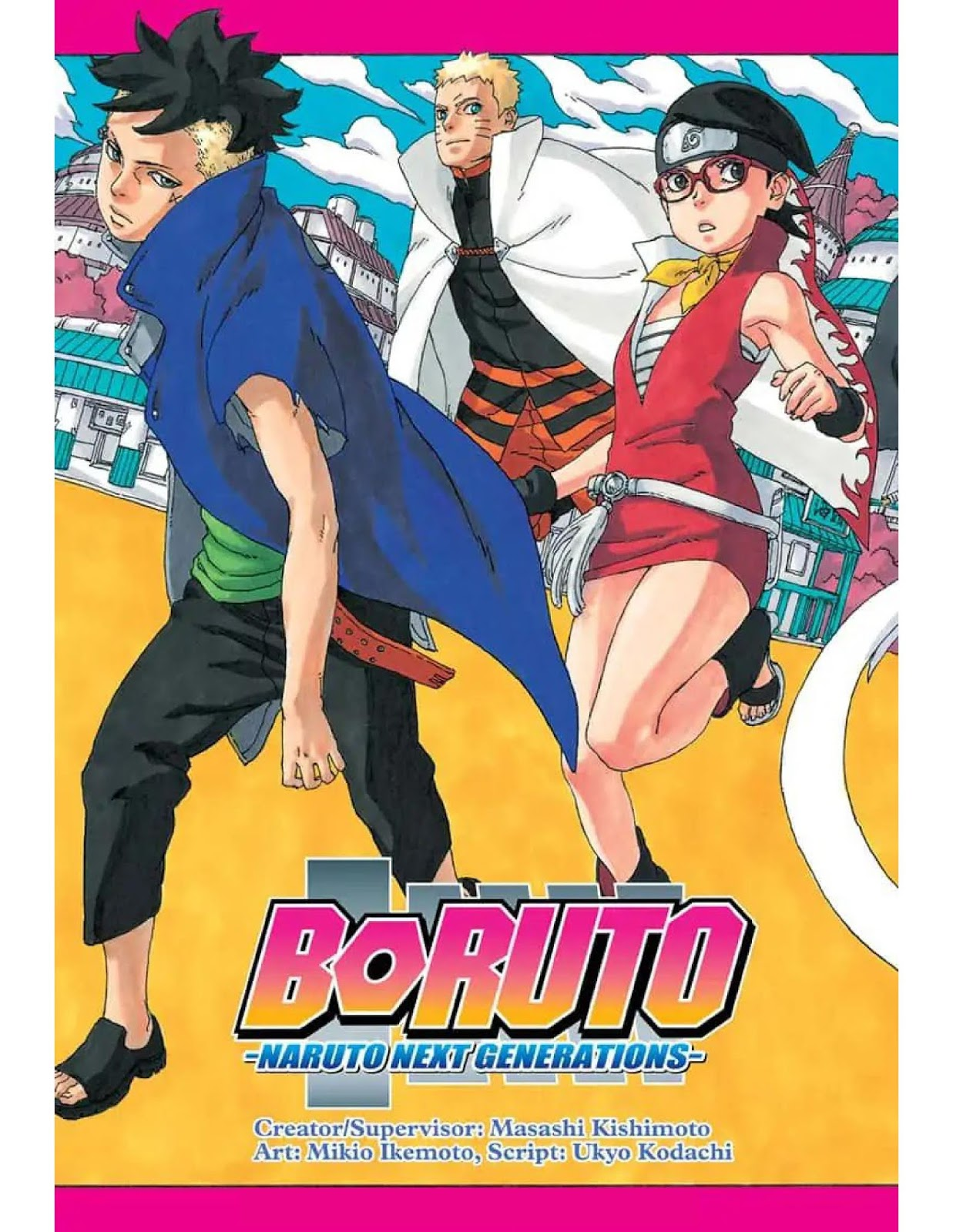 Boruto 36 TH