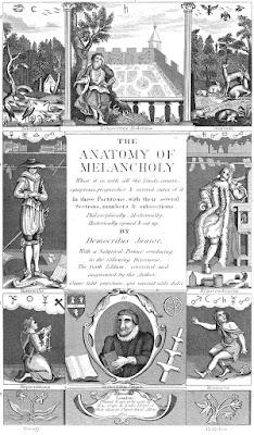 Melankolinin Anatomisi