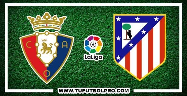 Ver Osasuna vs Atlético Madrid EN VIVO Por Internet Hoy 27 de Noviembre 2016
