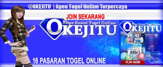 agen Togel Online Terpercaya