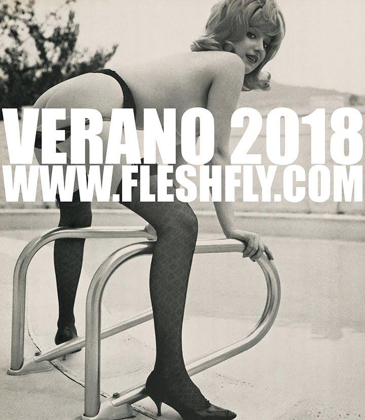 Verano 2018 fleshfly
