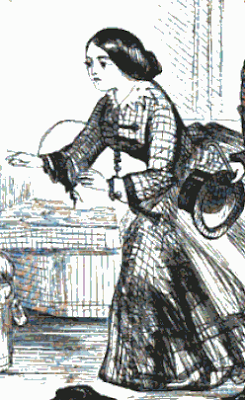 Magazine illustration, 1855