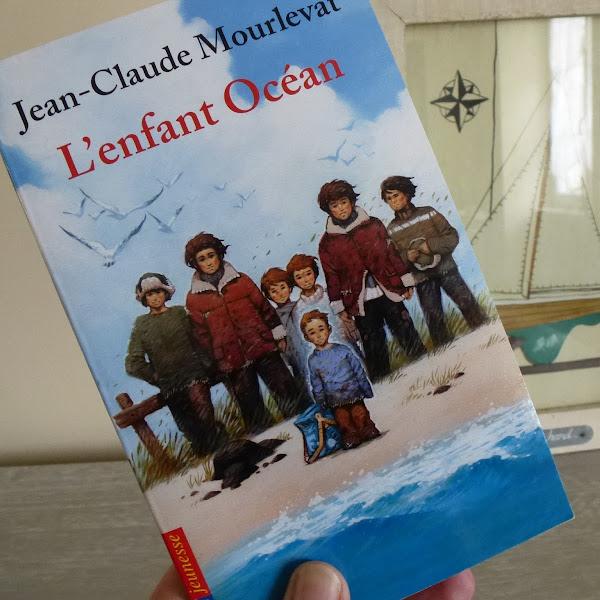 L'enfant océan de Jean-Claude Mourlevat
