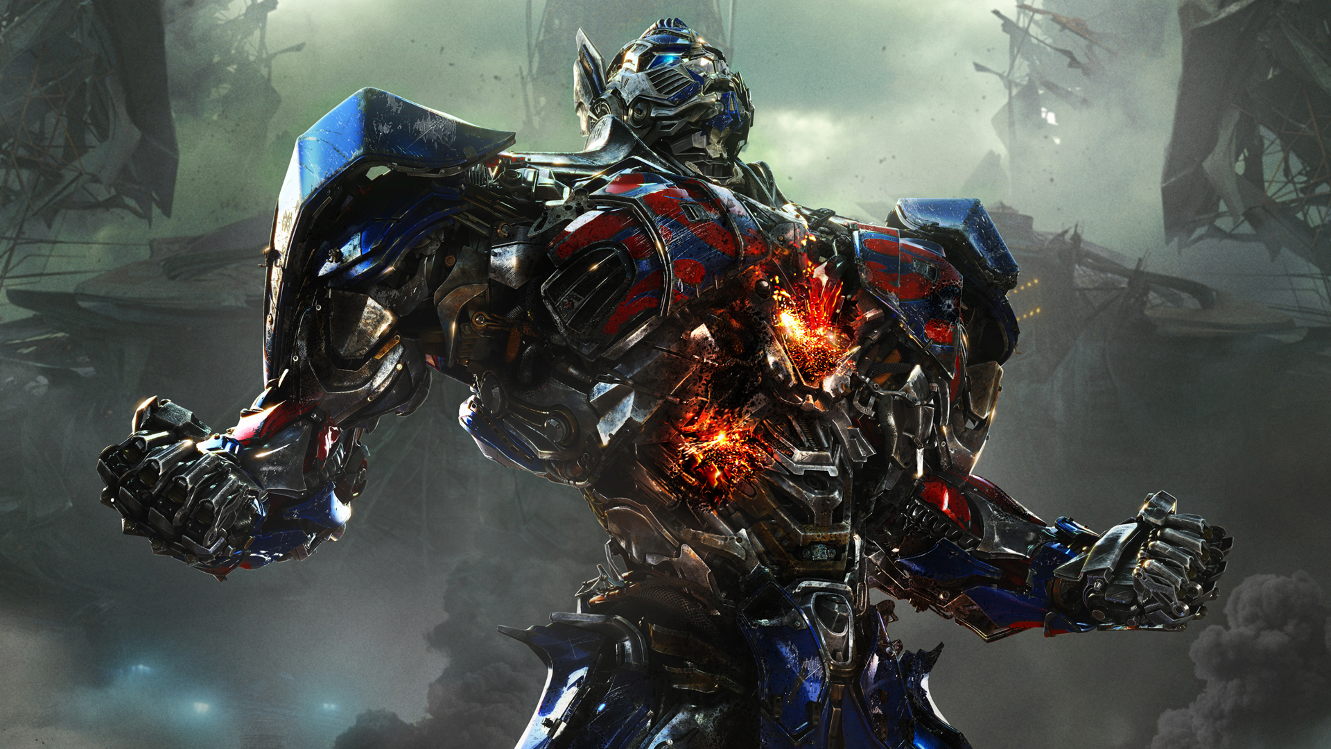 Transformers 4 Optimus Prime 39 Wallpaper HD