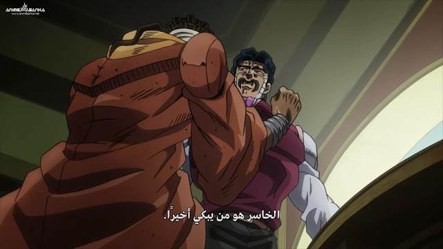 مغامرات جوجو Stardust Crusaders 2nd Season موسم ثالث بلوراي أون لاين مترجم عربي تحميل و مشاهدة مباشرة