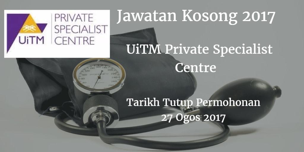 Jawatan Kosong UPSC 27 Ogos 2017