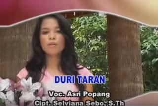 Download Lagu Duri Taran (Asri Popang) Toraja