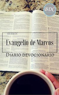 Diario devocional Estudio de Marcos