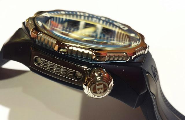 大阪 梅田 イタリア ファッション ウォッチ 腕時計 ブレラ ブレラオロロジ BRERA OROLOGI PRO DIVER プロダイバー 新作 新色 BRDV2C4707
