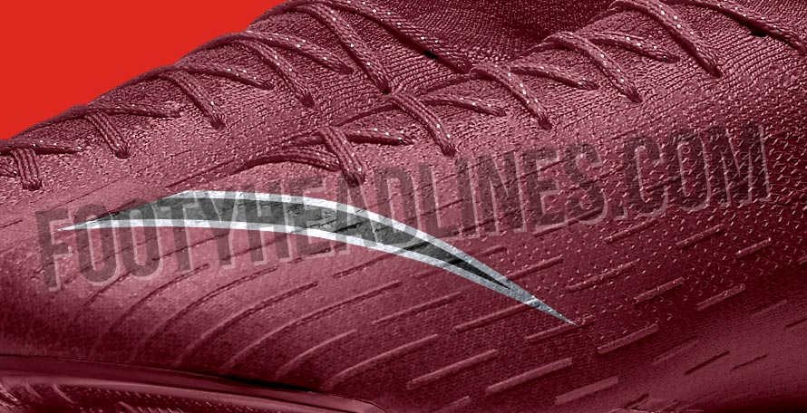 buy online d6674 00b11 Besides the silver colorway that leaked a while ago, August will see an  alternative  Team Red  Nike Mercurial Superfly VI cleat launched.