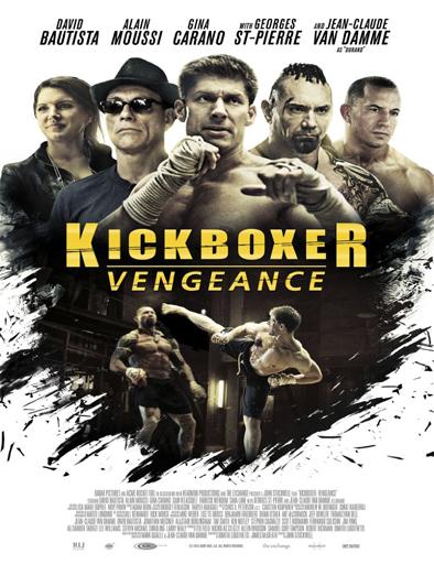 Ver Kickboxer Vengeance (2016) Online