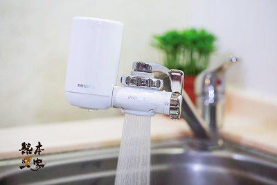 龍頭式濾水器
