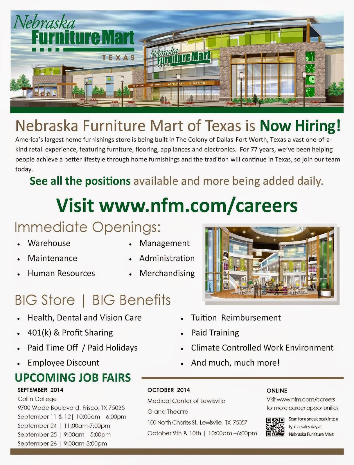 Fashion Design Blog: Job Opportunities at Nebraska ...