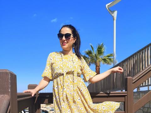 Sunshine in a dress