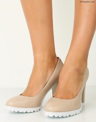 Zapatos con plataforma online