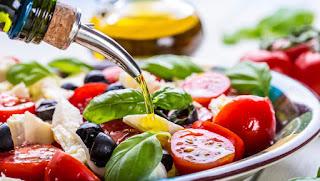 Inilah Dampak Diet Mediterania Terhadap Tulang Dan Otot