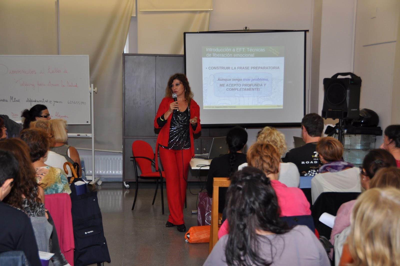 Terapias Energéticas Con Alejandra Mitnik Eft Tapping