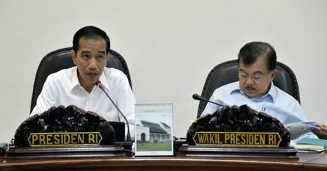 Wapres JK Tegaskan KPK Perlu Dievaluasi, Presiden Jokowi: Jangan Ada Pikiran Melemahkan KPK