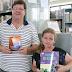Conheça os Leitores do Mês de fevereiro da Biblioteca Municipal