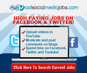 facebook and youtube jobs