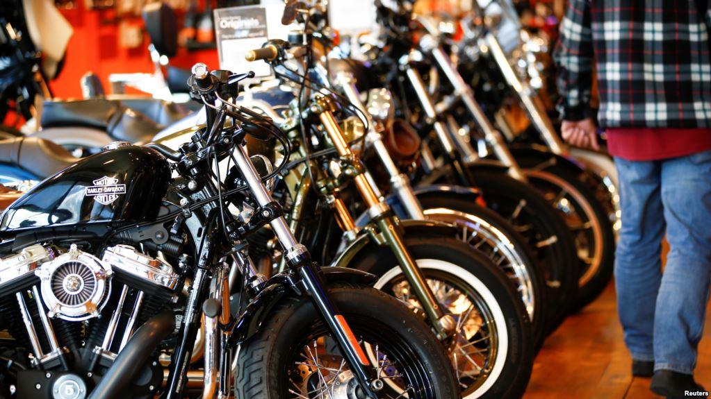 Motos norteamericanas sufren una arremetida de aranceles / REUTERS