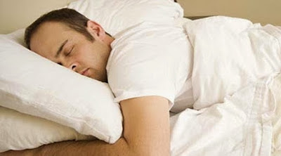 bahaya tidur tengkurap
