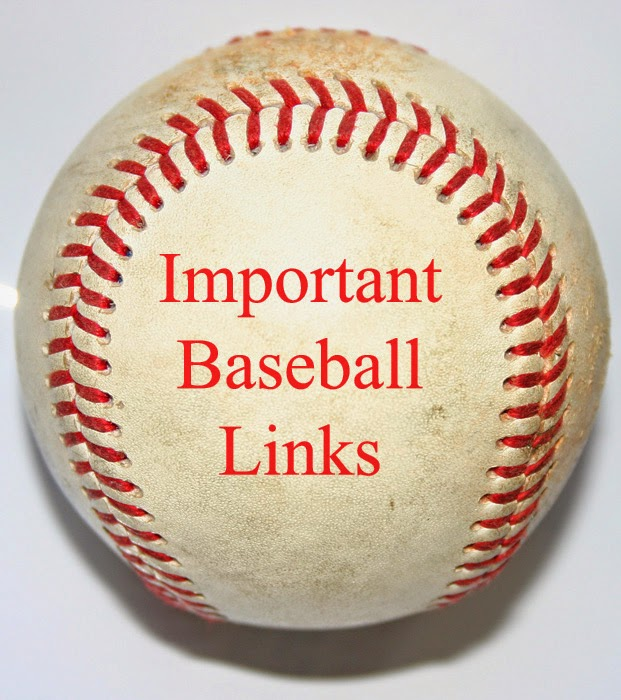Baseball with title baseball links for pitchers and other baseball players