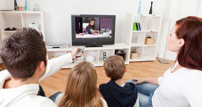 Nonton Youtube di TV tabung menggunakan receiver parabola
