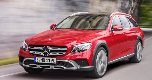 Rugged New Mercedes E-Class All-Terrain Launches In The UK
