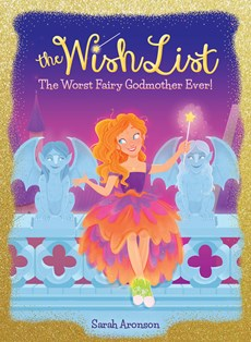 The Worst Fairy Godmother Ever! cover