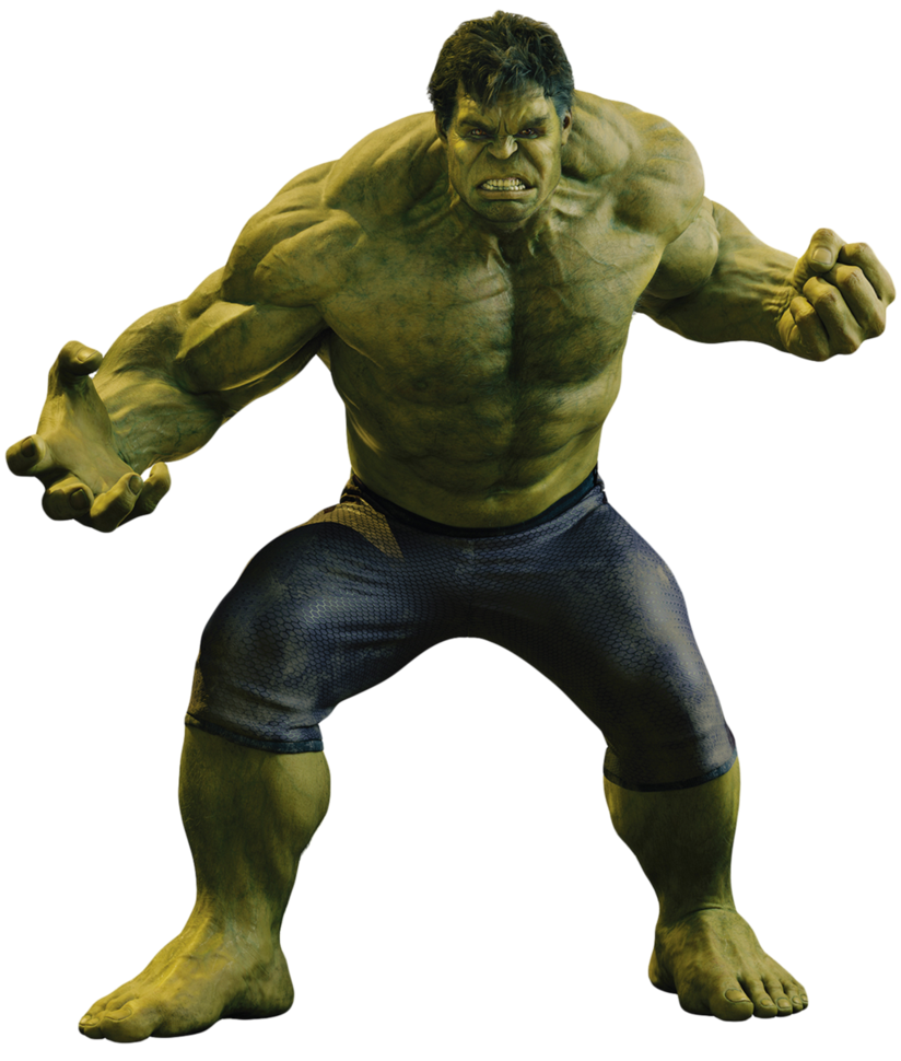 It is a graphic of Amazing Images of Hulk