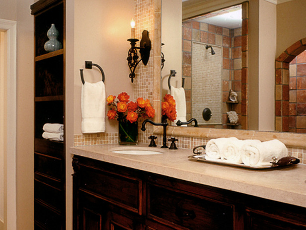 Spanish Style Bathrooms Pictures Ideas Tips From Hgtv: Bloomers Flowers Blog - Wilmington