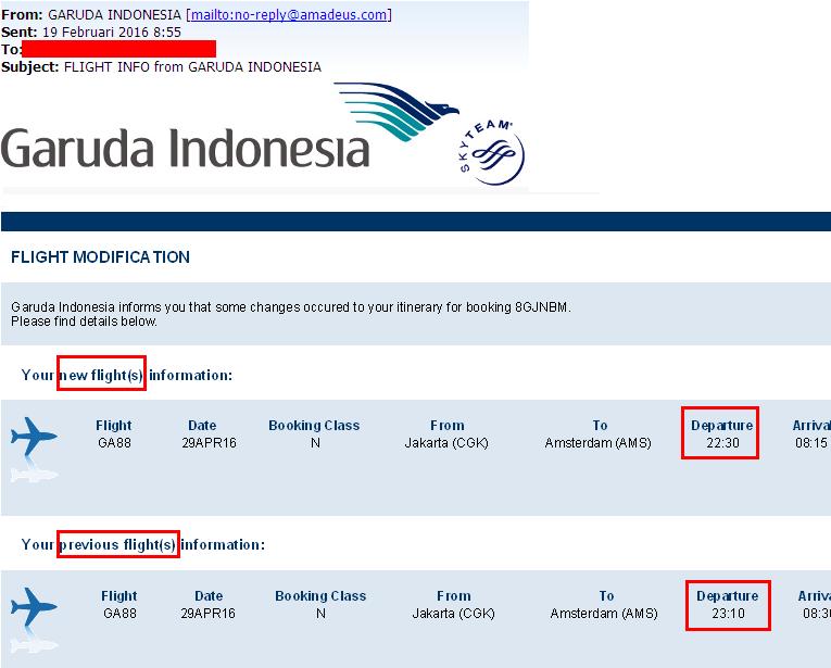 Tesyasblog Ticket Promo Garuda Indonesia Ke Australia