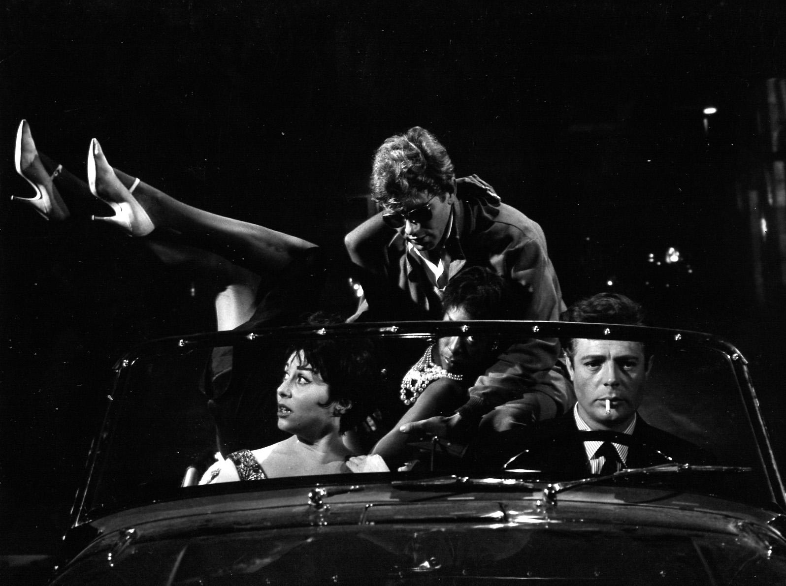 World Cinema Review Federico Fellini  La Dolce Vita