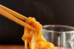 Mongolian Beef Noodle Bowls