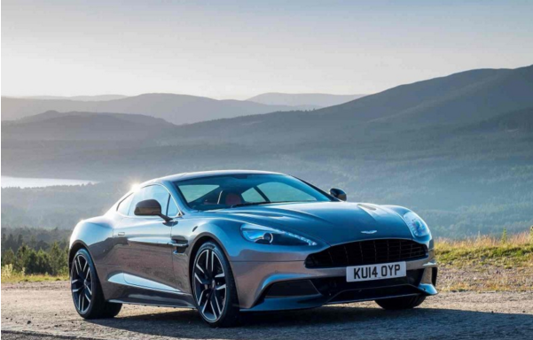 2017 Aston Martin Vanquish Specs, Change and Price