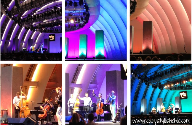 Colors of the Hollywood Bowl